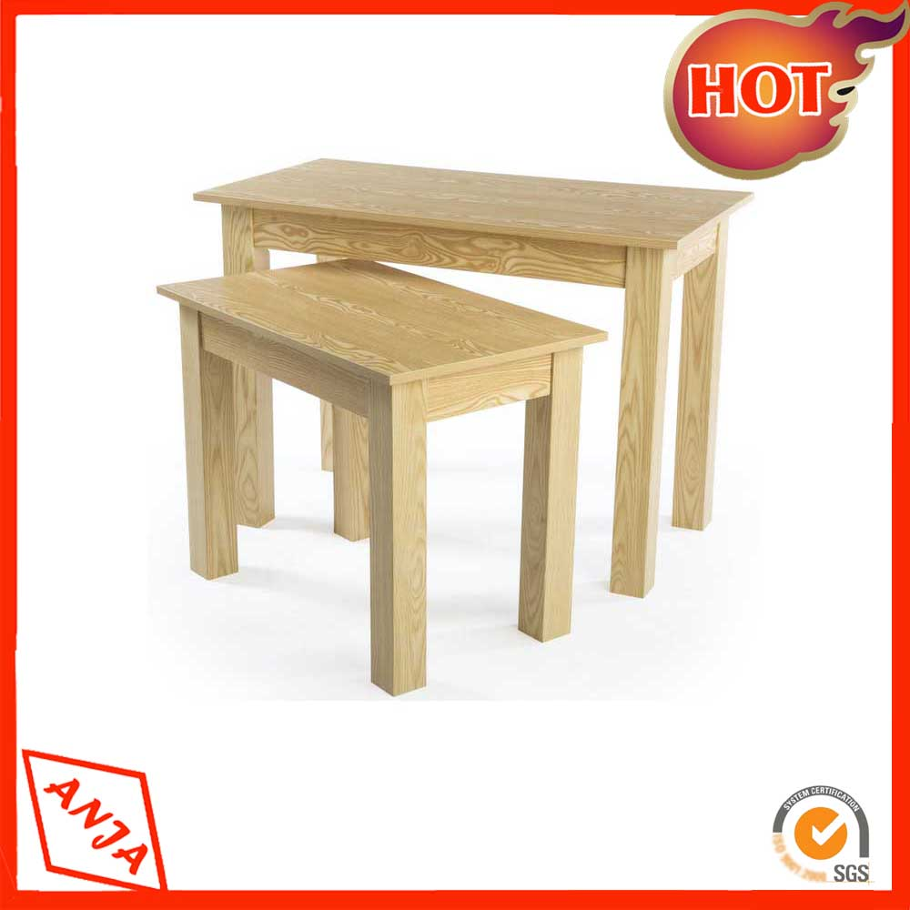 Wooden display chair