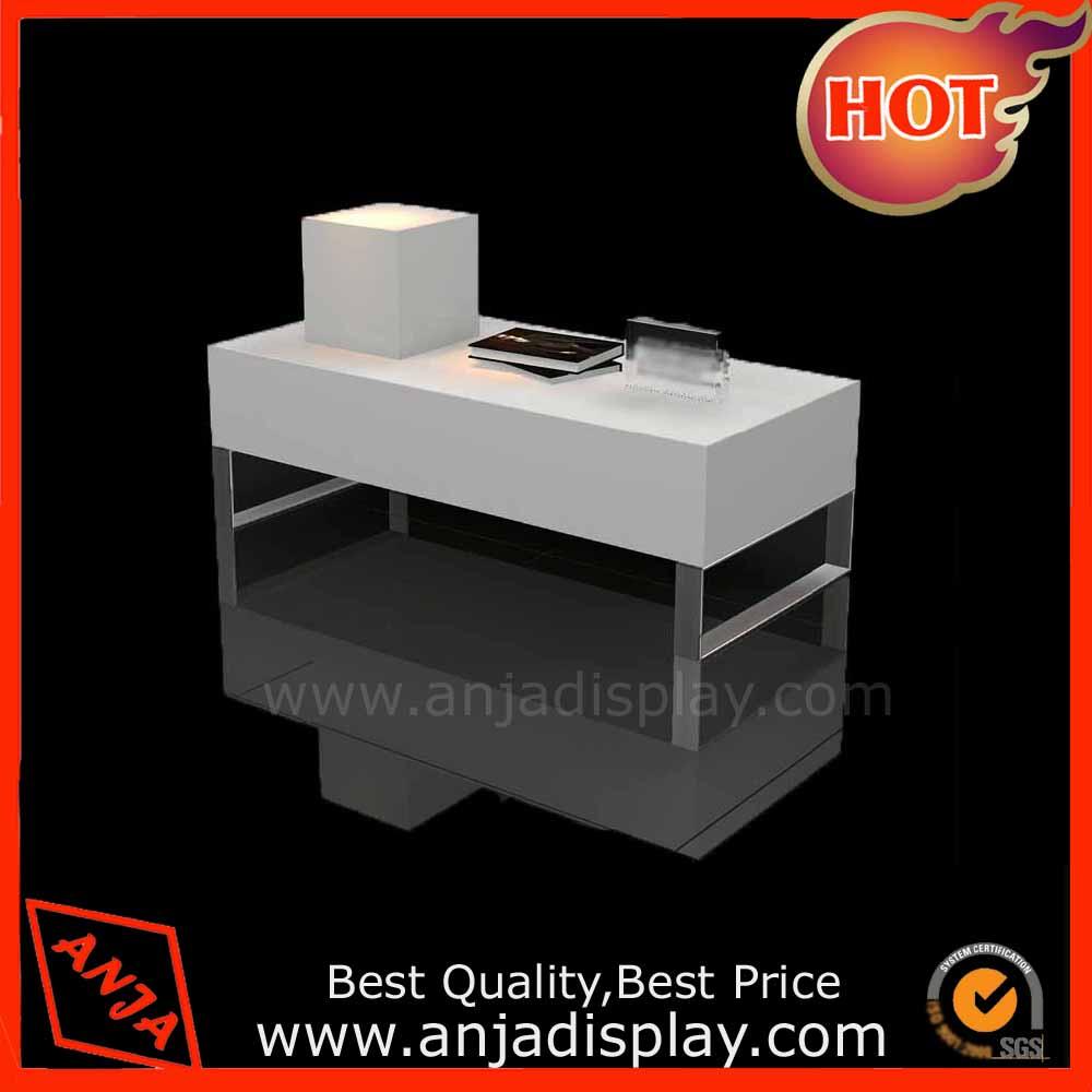 Wooden counter desk